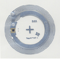 RFID TI 13.56 CD DVD Tag